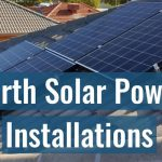 Perth Solar Power Installations